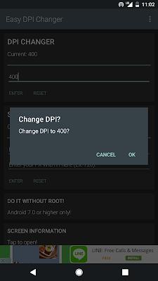 Cara Mengubah DPI