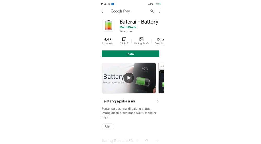 Aplikasi Penghemat Baterai Terbaik Terbaru