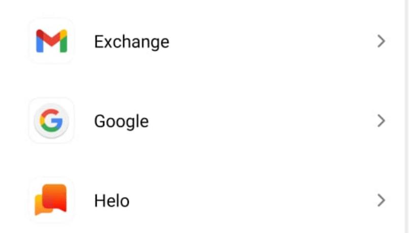membuat email baru di HP
