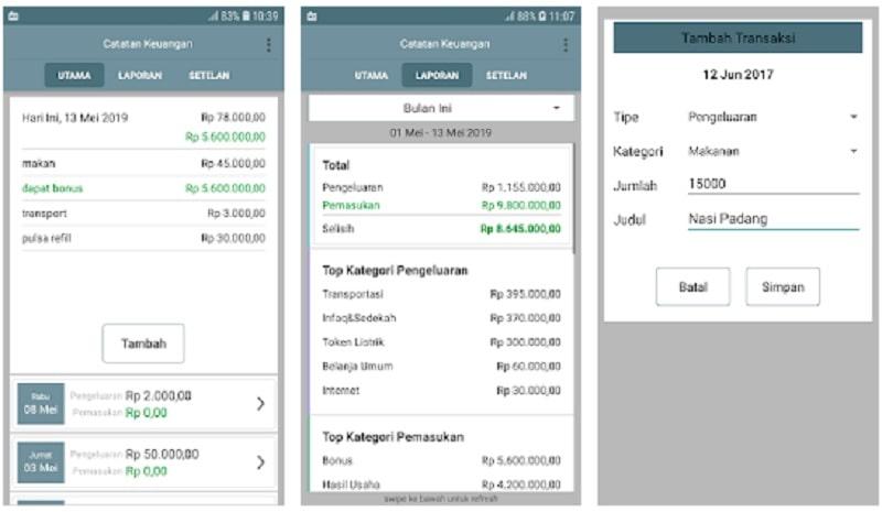 Aplikasi Keuangan Pribadi Terbaik Dengan Fitur Lengkap